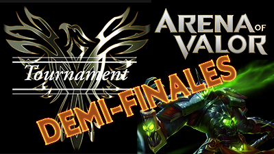 Mythique tournament demi finales blog