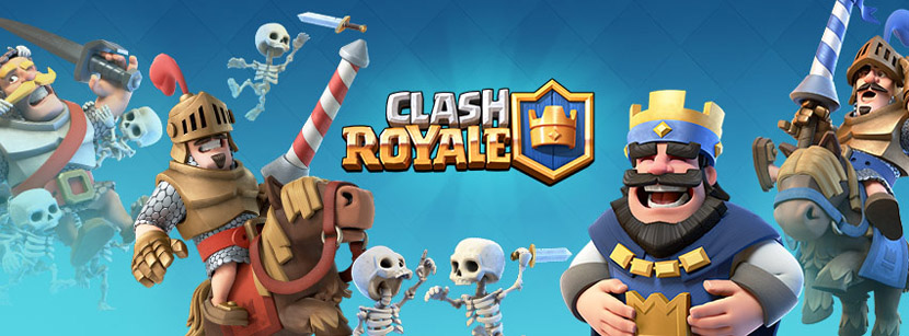 New game clash royale ios