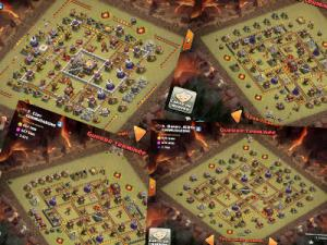 Nouveau plan base clash of clans