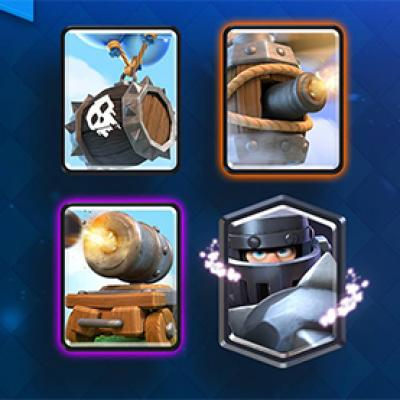 Nouvelle carte sneak peek clash royale blog