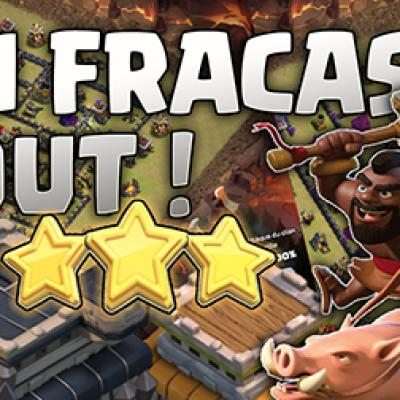 On fracasse tout avec nos cochons clash of clans blog
