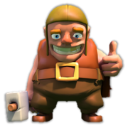 Ouvrier Clash of Clans