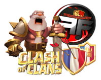 Papys warriors clash of clans france french family