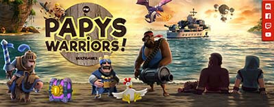 Papys warriors groupe facebook