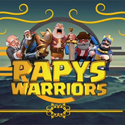 Papys warriors jeux video blog