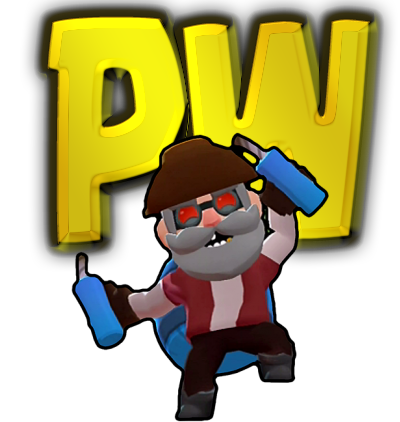 Papys warriors logo communaute brawl stars