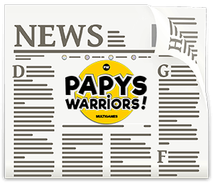 Papys warriors news logo