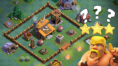 Perfect base mdo 3 nouveau monde clash of clans