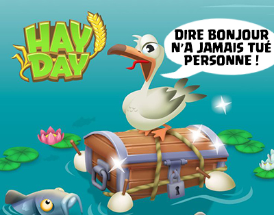 Photo maeva mamy a la loupe hay day