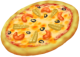 Pizza fruits de mer hay day