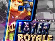 Player royale clash youtube family