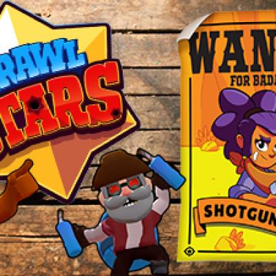 Presentation brawl stars lady gaia blog