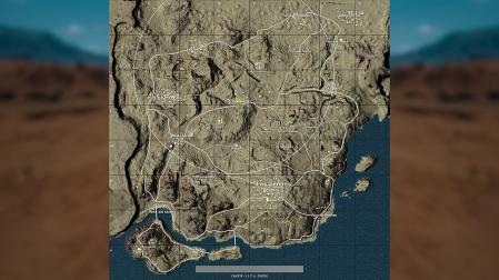 Pubg mobile carte miramar