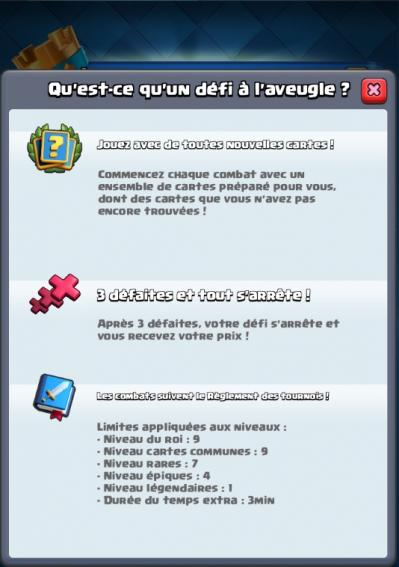 Regles coupe du roi clash royale