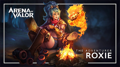 Roxie arena of valor blog
