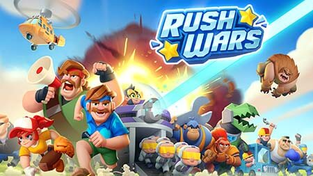 Rush wars blog