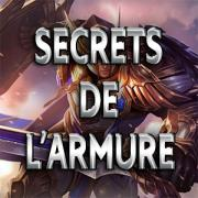 Secret armure defense magique arena of valor
