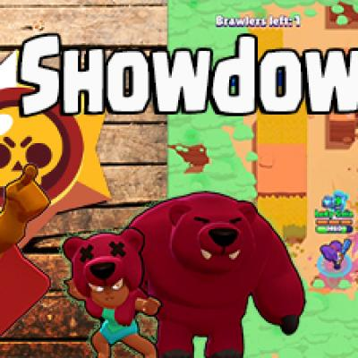 Showdown number one brawl stars blog