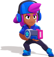 Skin shelly star brawl stars