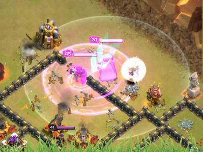 Secrets de l'AQH des TOP PLAYERS Clash of Clans ! Sort-rage-talon-reine-aqh-placement-coc
