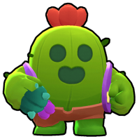 Spike 400 brawl stars