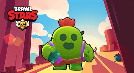 Spike brawl stars blog