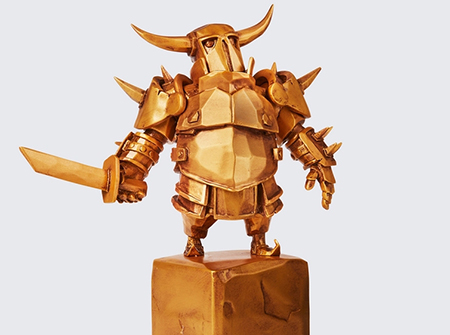 Statue pekka or boutique supercell blog