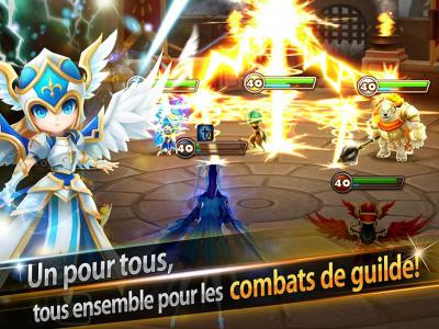 Summoners war combat guilde