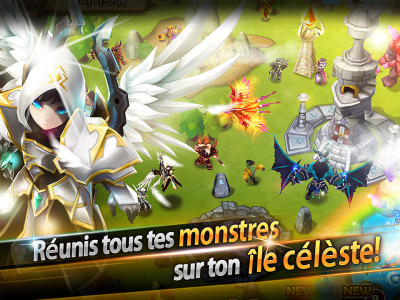 Summoners war monstre ile celeste fr
