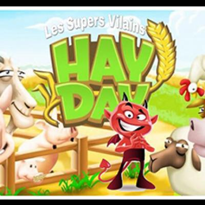 Supers vilains voisinage hay day blog