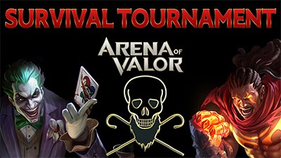 Survival tournament pw arena of valor blog