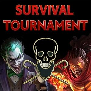 Survival tournament pw logo