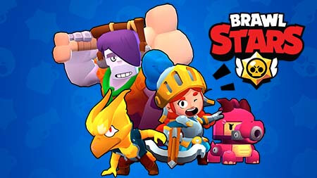 Team brawlers brawl stars