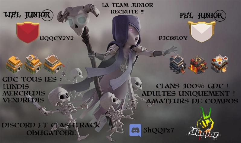 Team junior clash of clans