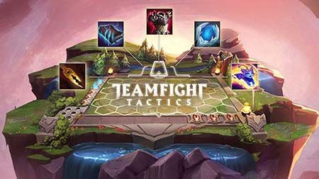Teamfight tactics blog 1