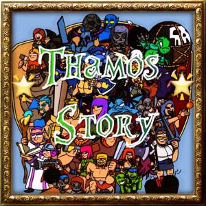 Thamos story papys warriors