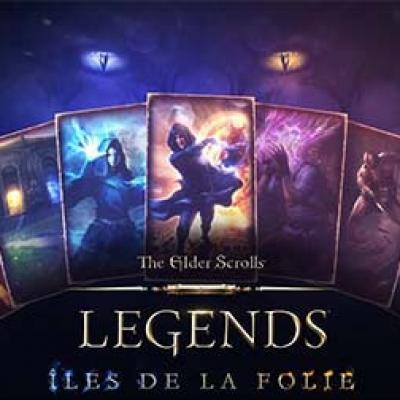 The elder scrolls legends iles de la folie
