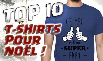 Top 10 t shirts fete noel tostadora blog