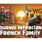Tournoi french family wgf clash of clans logo 4