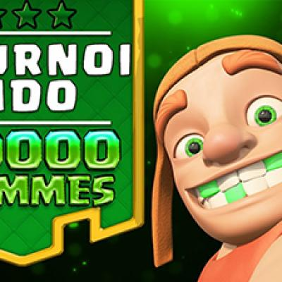 Tournoi mdo 30000 gemmes clash of clans blog