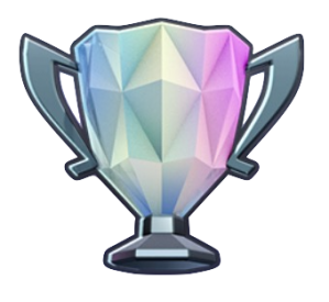 Trophee arene legendaire clash royale