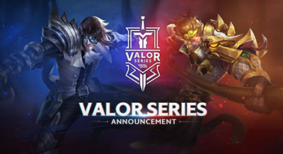 Valor series tournoi arena of valor