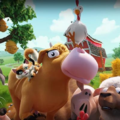 Video anniversaire hay day 5 ans 360 degre
