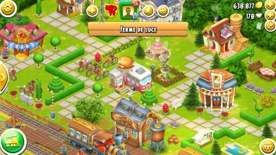 Ville luce papys farmers hay day