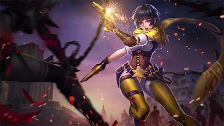 Violet arena of valor blog
