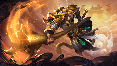 Wukong arena of valor blog