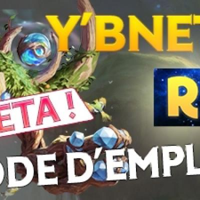 Ybneth build arena of valor blog 1