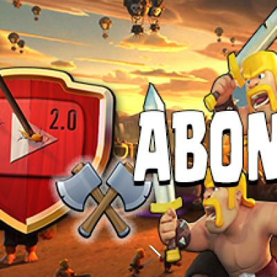 Youtube family vs abonnes coc